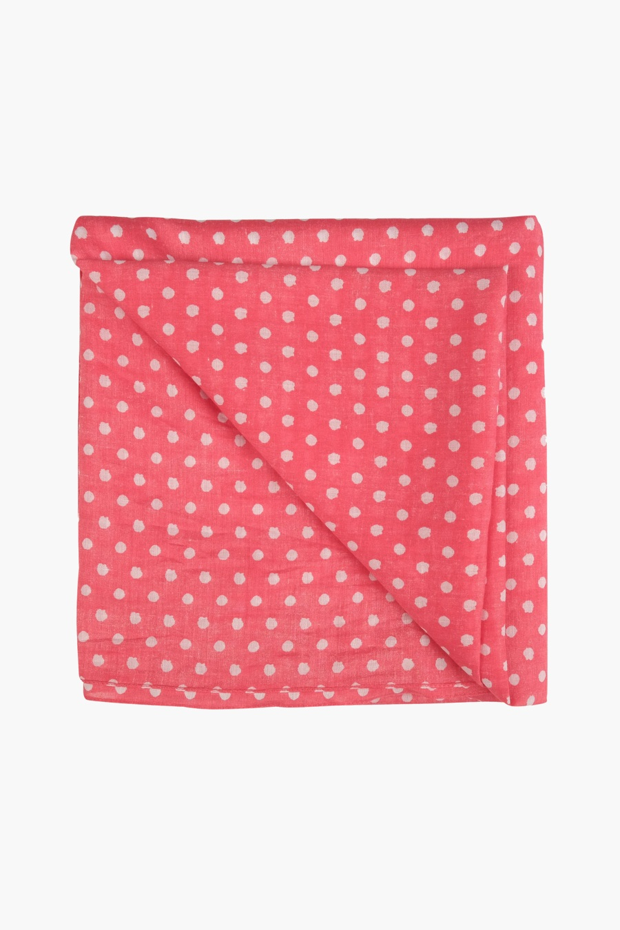 SEASALT CLOTHING - SARONG IN POLKA DOT BEGONIA - £20