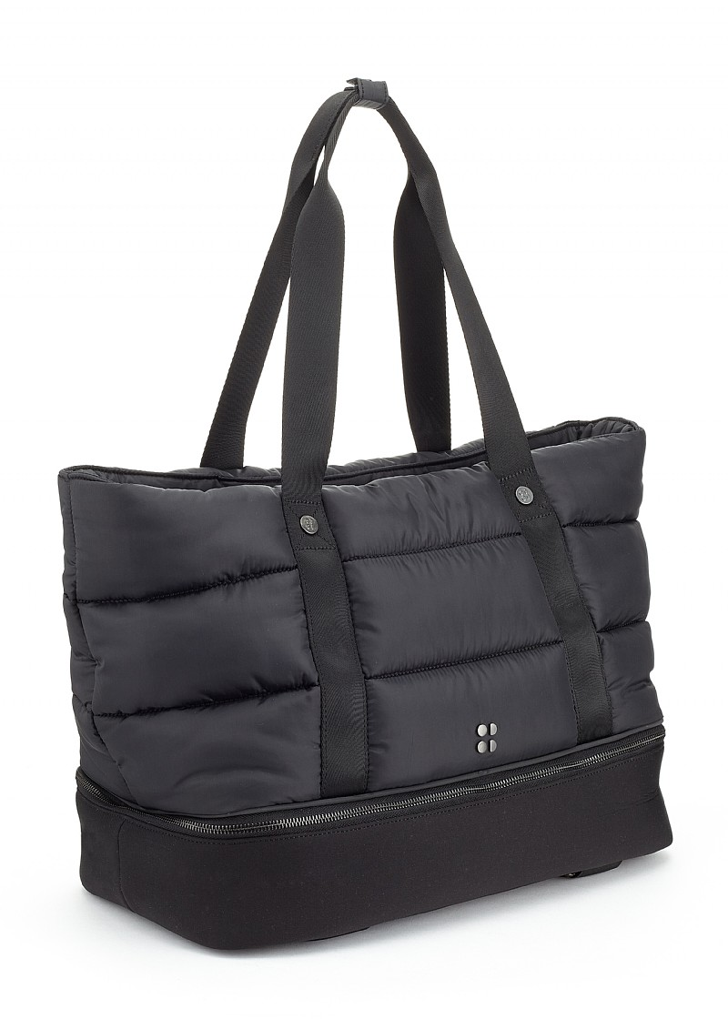 SWEATY BETTY - LUXE GYM BAG - £95