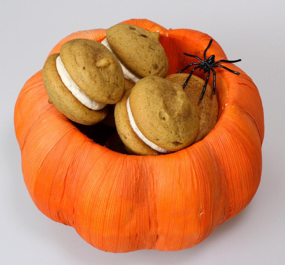 Pumpkin Whoopie Pies The Bathonian