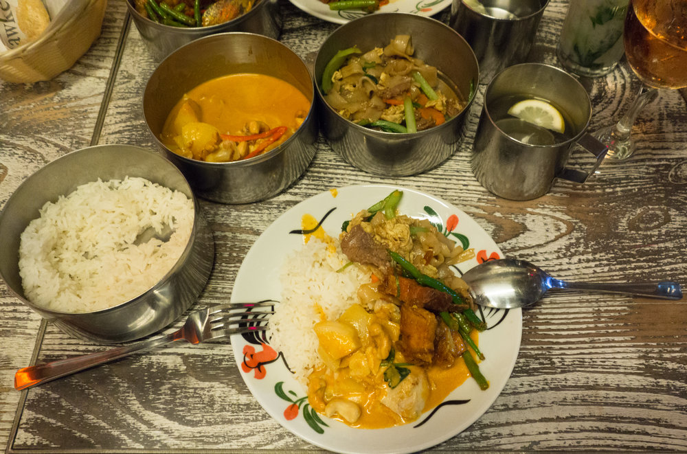 Thaikhun Restaurant Review Bath Somerset