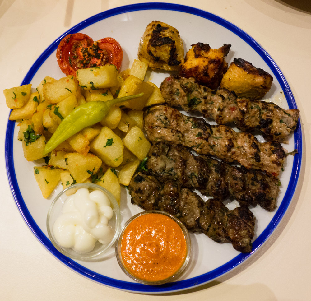 Comptoir Libanais Restaurant Review Bath Somerset