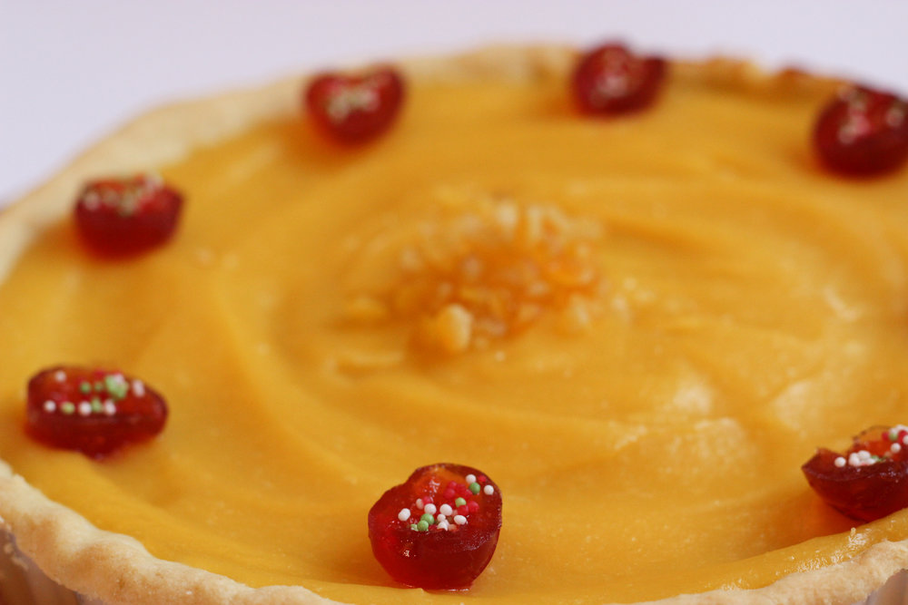 Homemade Recipe Lemon Tarte