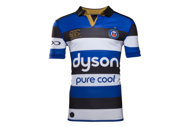 BATH RUGBY OFFICIAL SHOP BATH HOME PRO JERSEY - £60.00