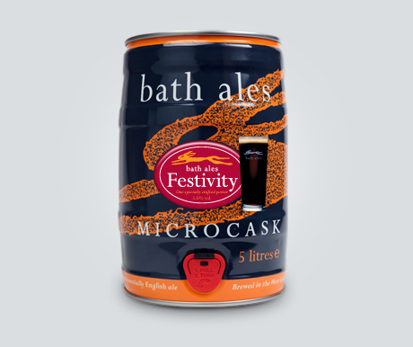 BATH ALES FESTIVITY: MICROCASK - £19.00