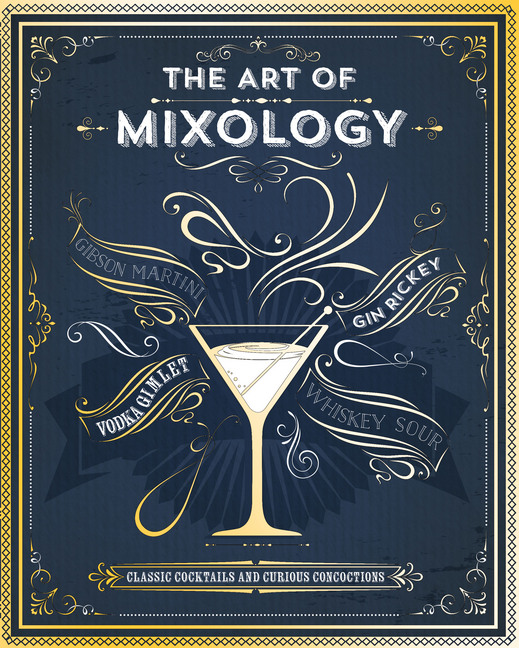 PARRAGON BOOKS THE ART OF MIXOLOGY - FROM £11.90