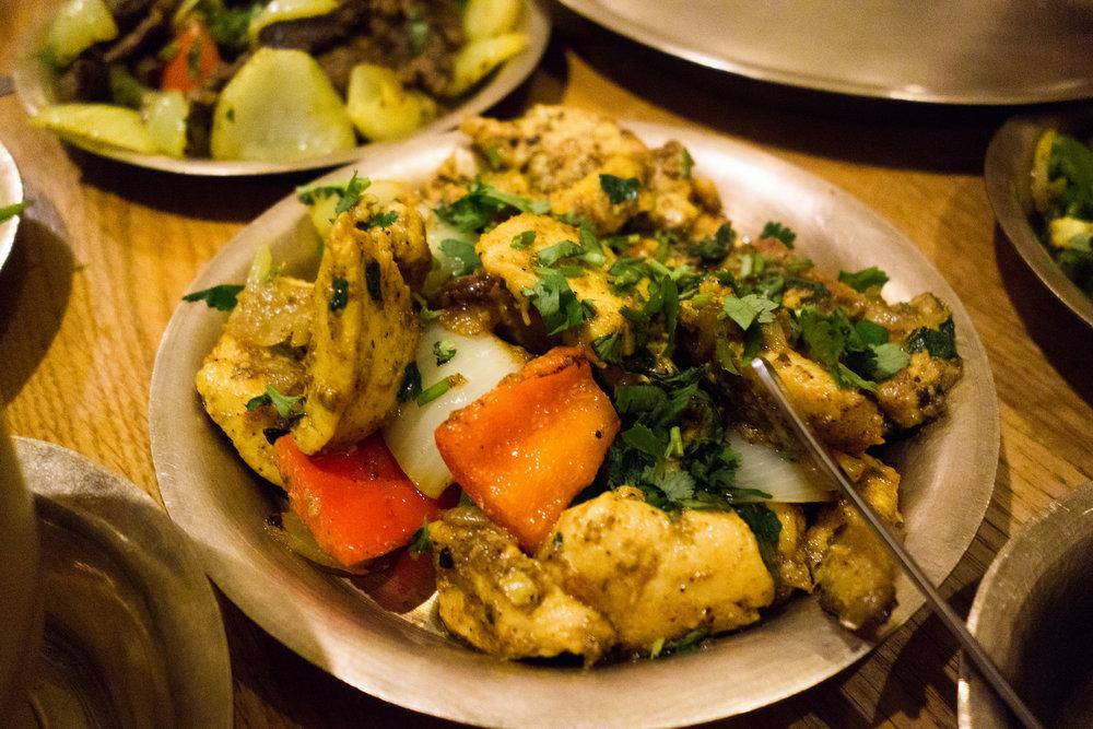 Yak Yeti Yak Bath Restaurant Review