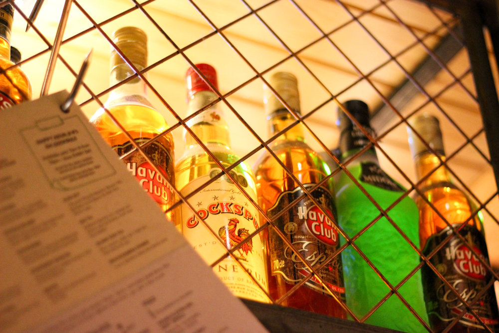 Turtle Bay Bath Somerset Cocktails