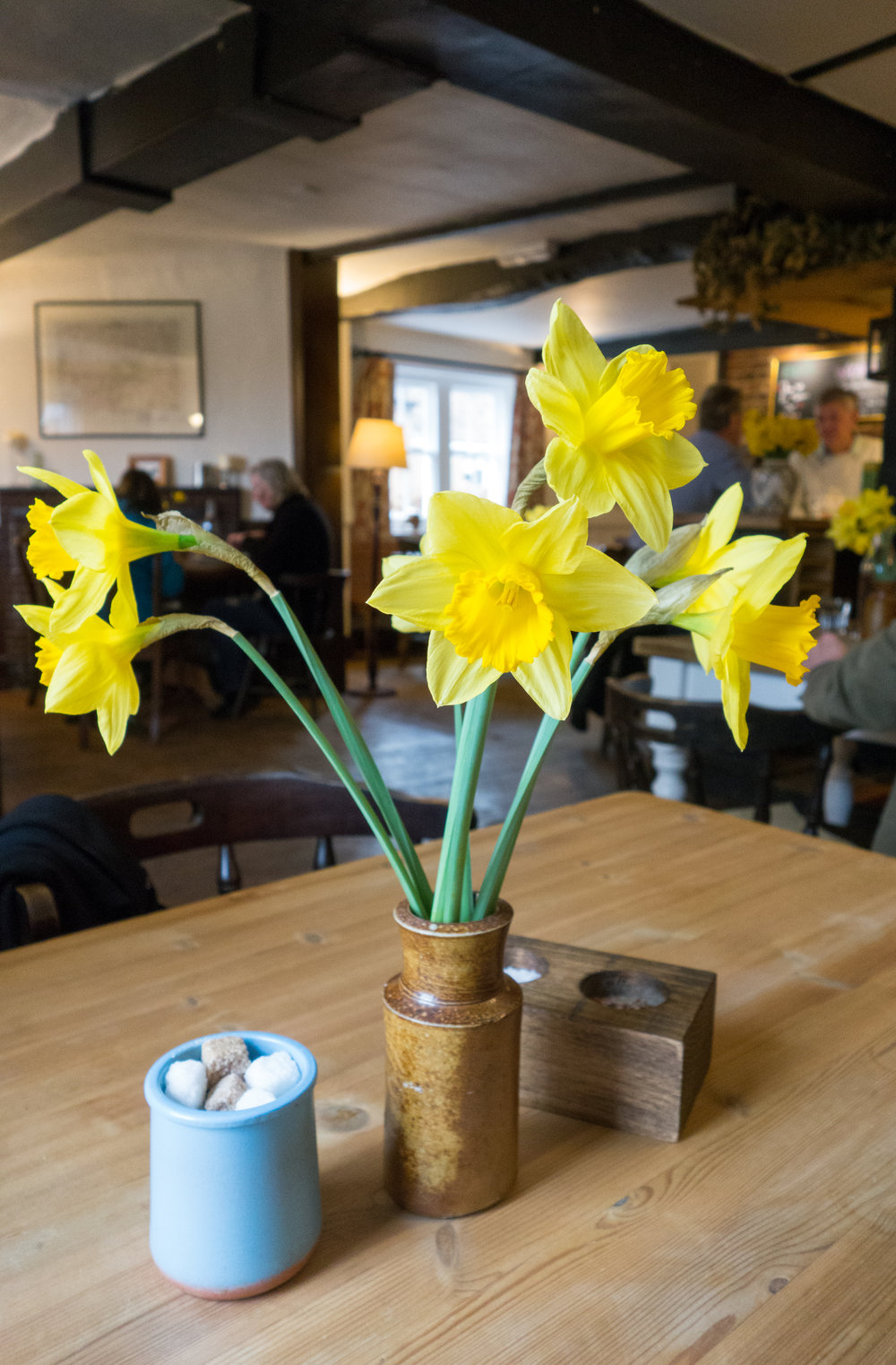 The Three Tuns Great Bedwyn Restaurant Review