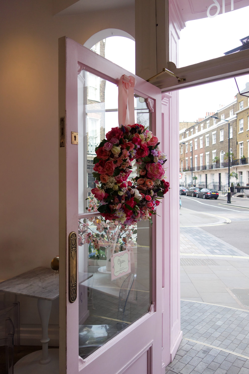 Peggy Porschen Parlour London Review
