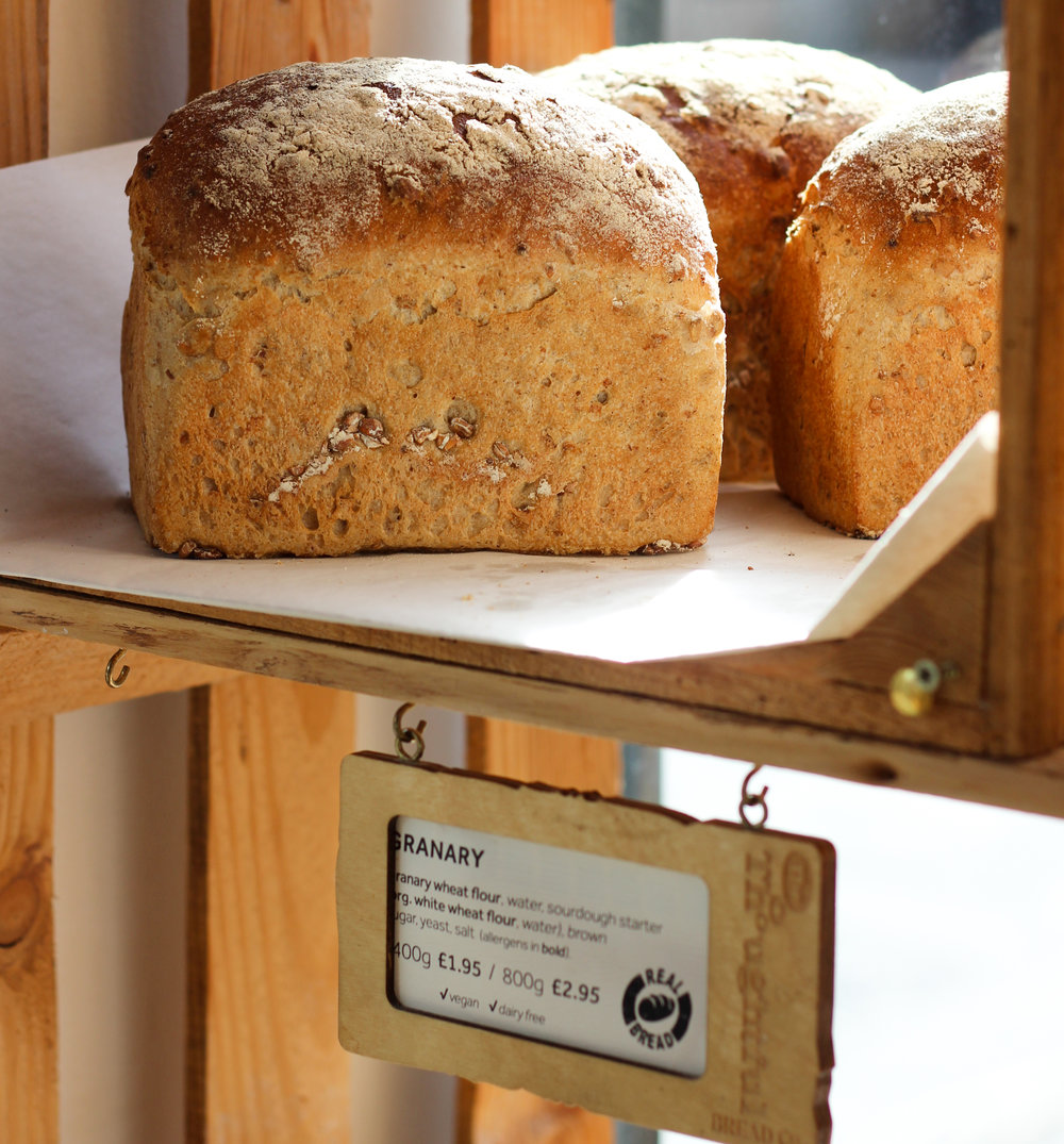 The Thoughtful Bread Co. Bath Review