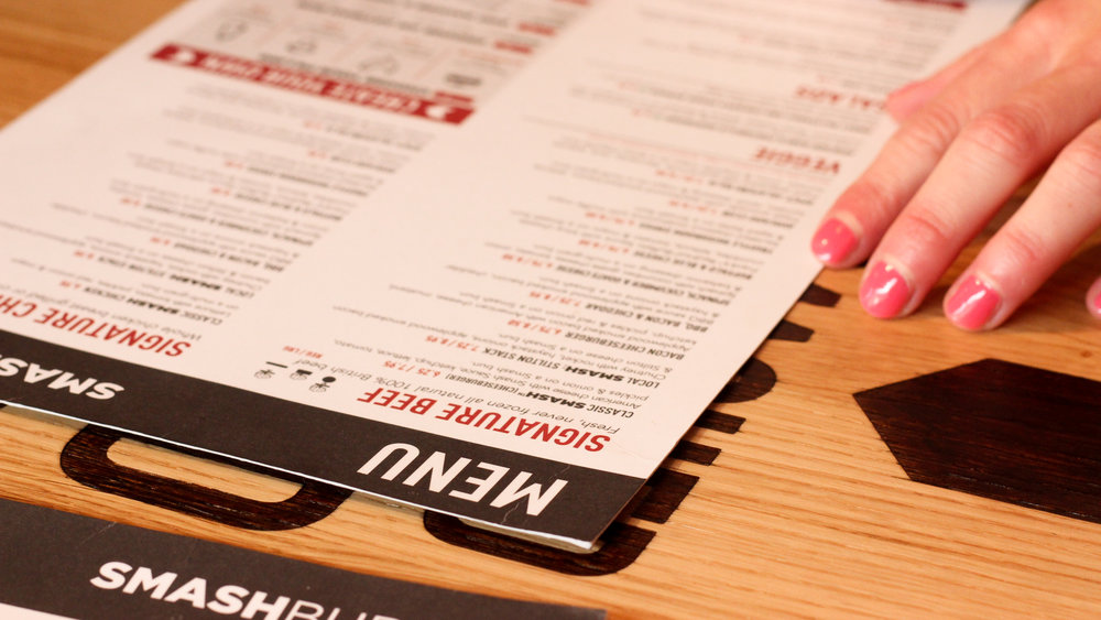 Smashburger Restaurant Review Bath