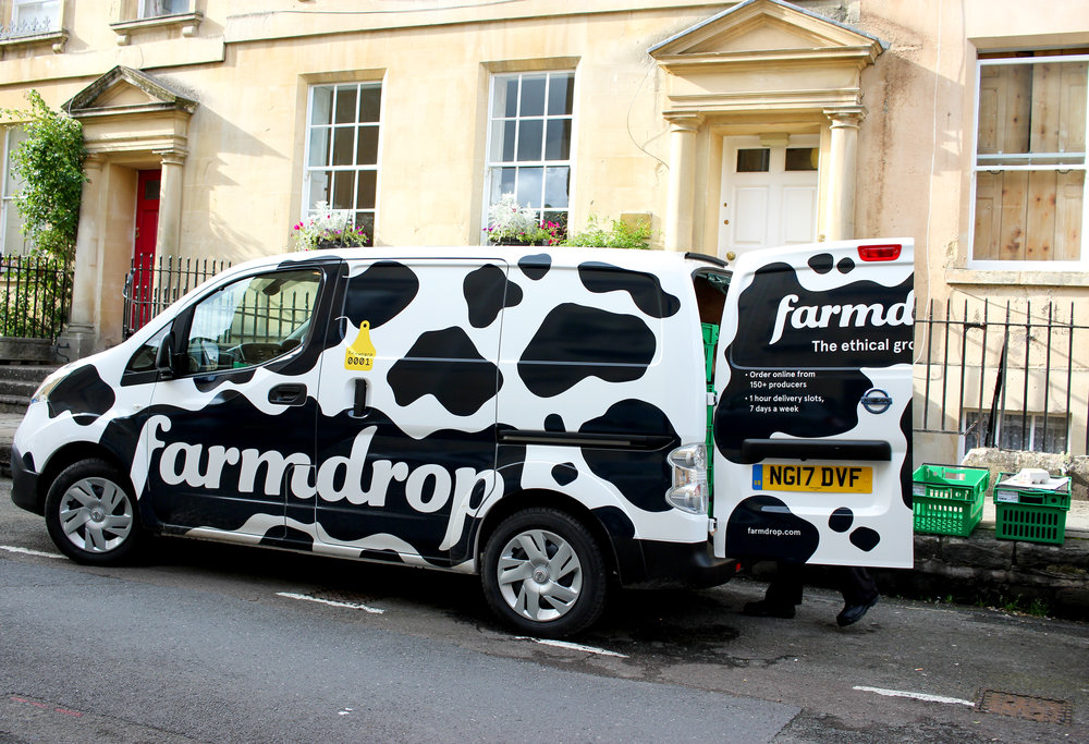 Farmdrop Food Shopping Review