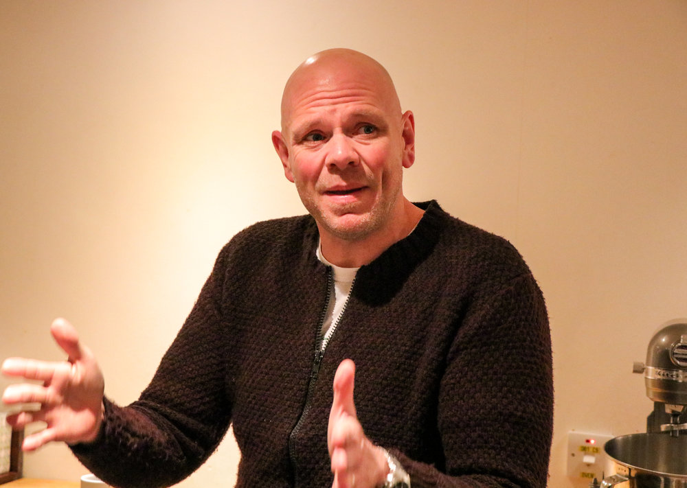 Tom Kerridge The Gourmet Picture Company Bath