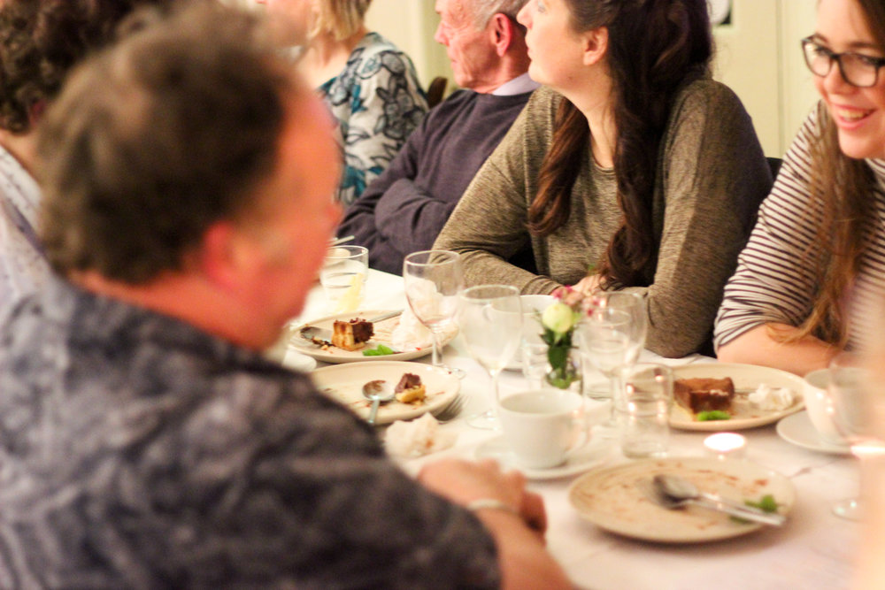 Sol Kitchen Supper Club - Bath - 23rd November 2016