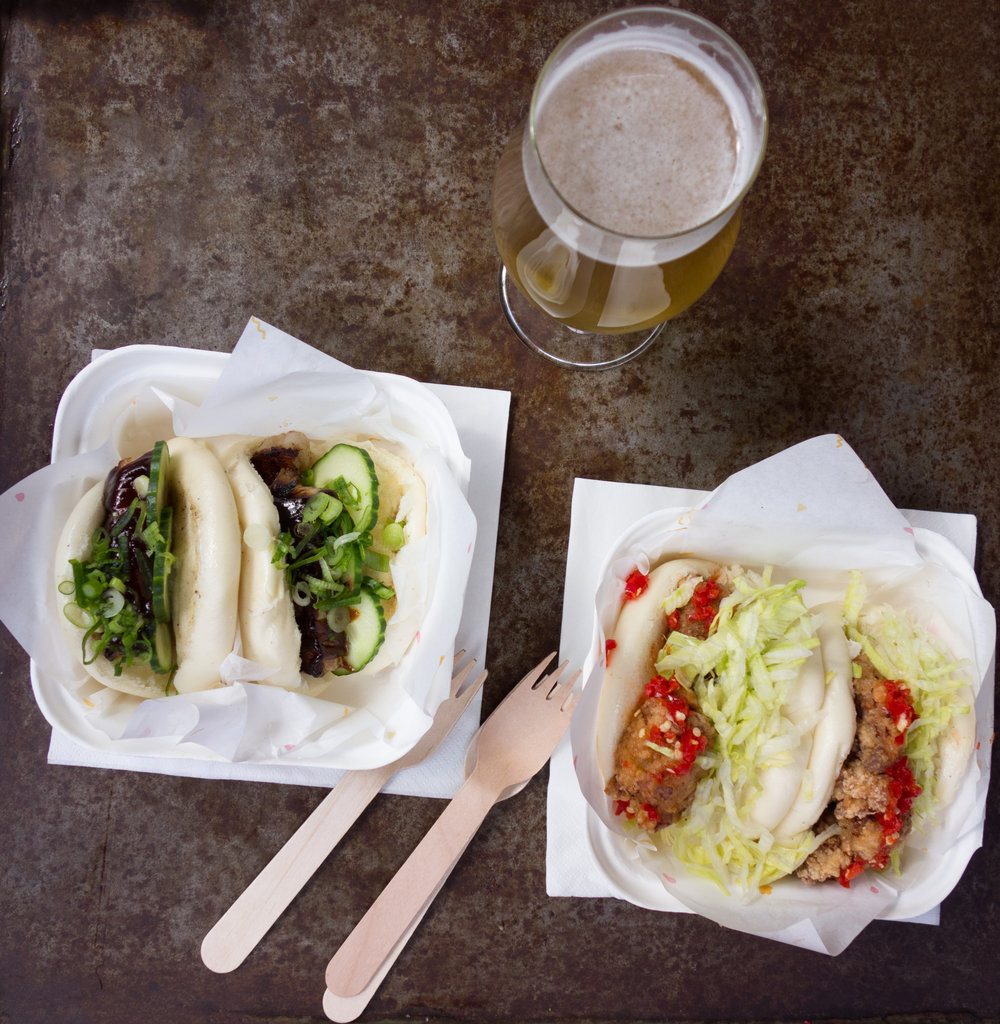 Dinerama - London - 7th September 2016