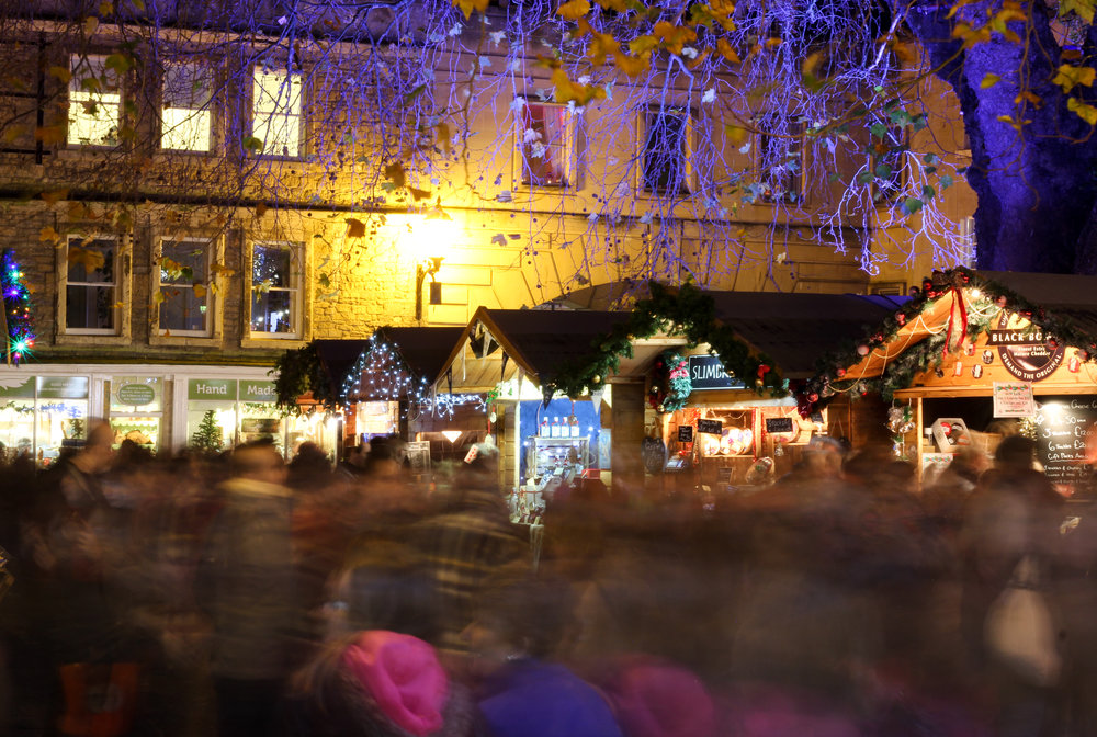Bath Christmas Market 2016 - 29th November 2016
