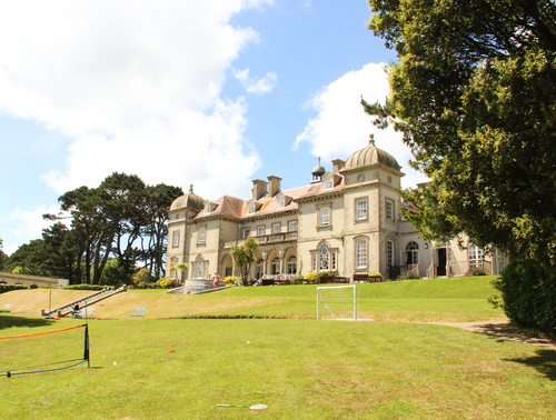 Fowey Hall Hotel - Cornwall - 26th October 2015