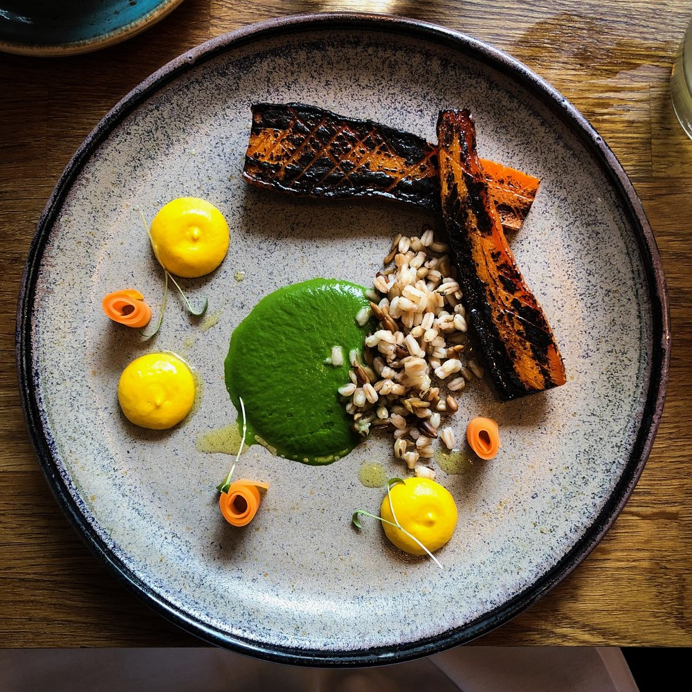 Acorn Vegetarian Kitchen - Bath - 4th April 2018