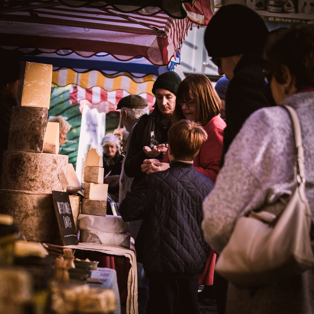 The Fine Cheese Co. Festival - Bath - 31st October 2018