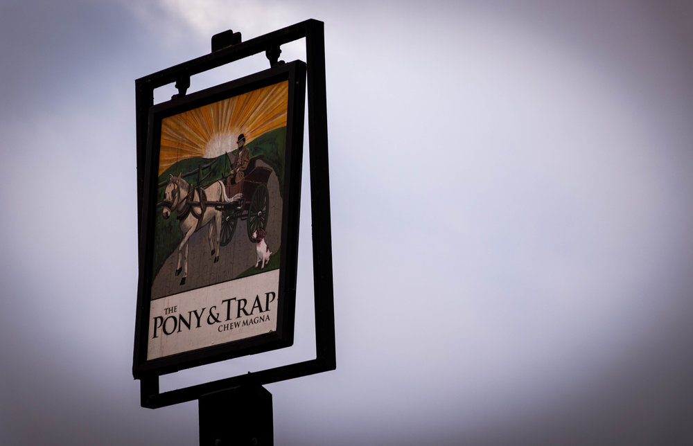 The Pony and Trap - Chew Magna