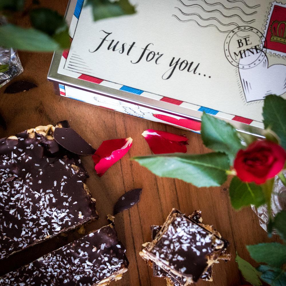 Valentine's Day 2019 Chocolate Recipe