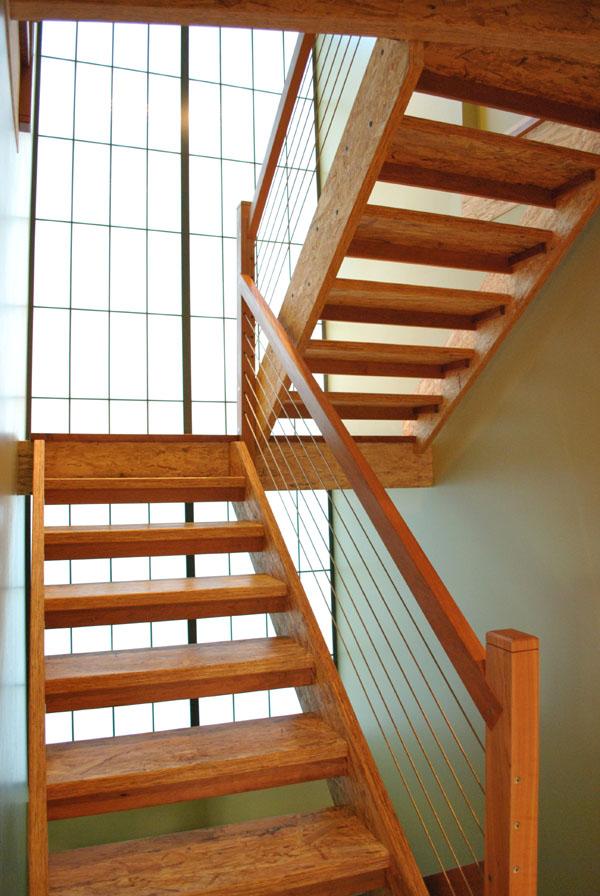Winding Brook Road Stair