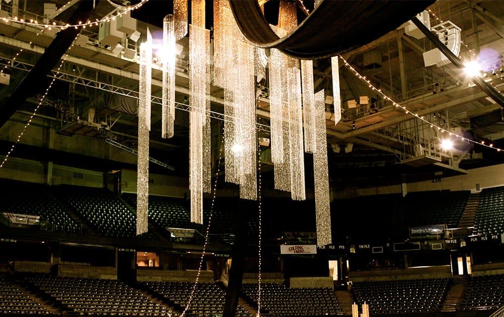 Photo by: Spark By Design Location: Lawrence Joel Veterans Memorial Coliseum, Winston-Salem NC
