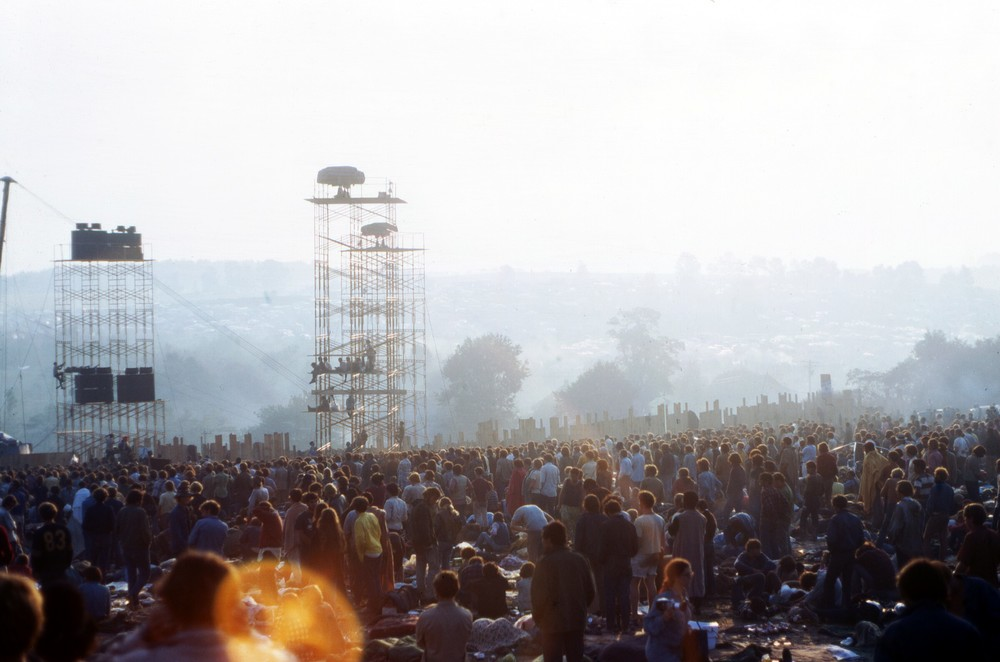 "Sunday sunrise, 1969, Woodstock Music Festival, Bethel New York. Two months later, on ""This Is Tom Jone"" a television show, Tom Jones and Bobby Darin perform the Zodiac inspired, astrological anthem ""Aquarius/Let theSunshine In"".  (see below, about half way into the medley)"