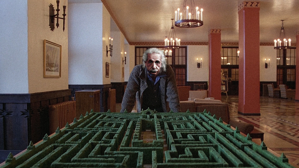 Lost in Albert Einstein's Amazing Maze