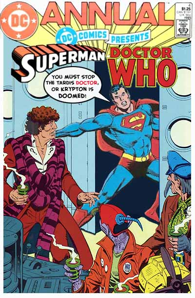 Doctor who superman