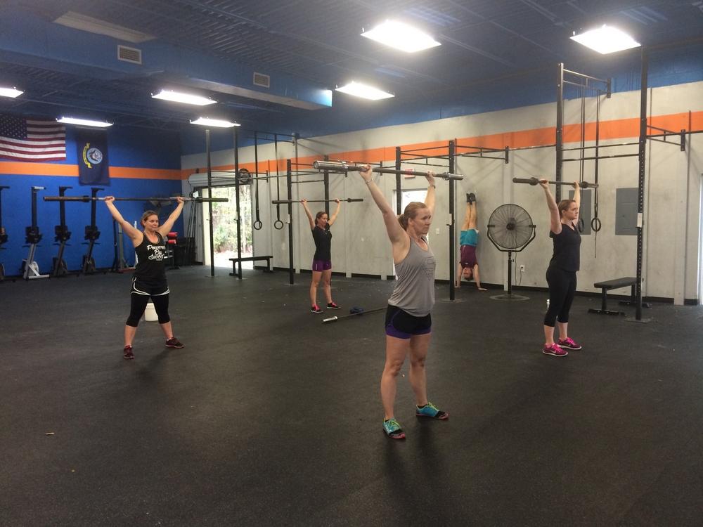 Gator CrossFit Group Classes
