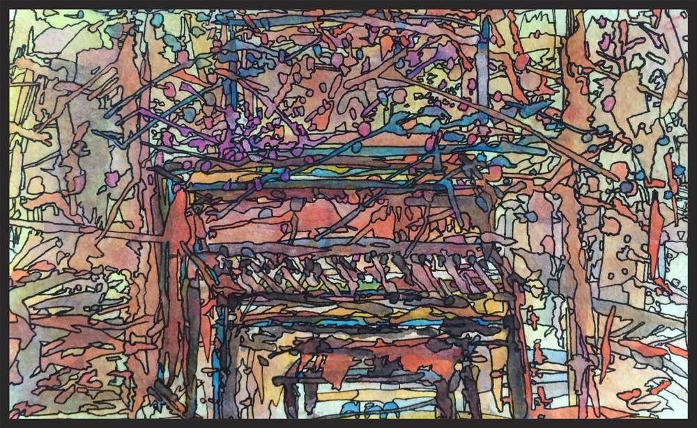 GRANDMAS PIANO