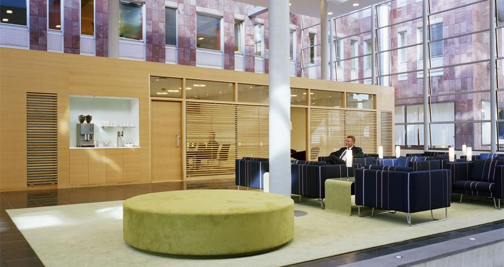NORDEA HQ   Stockholm - Sweden