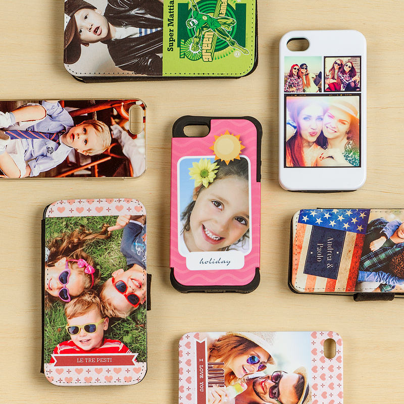 Coprire da 15,90 € - Proteggi il tuo smartphone con una cover personalizzata