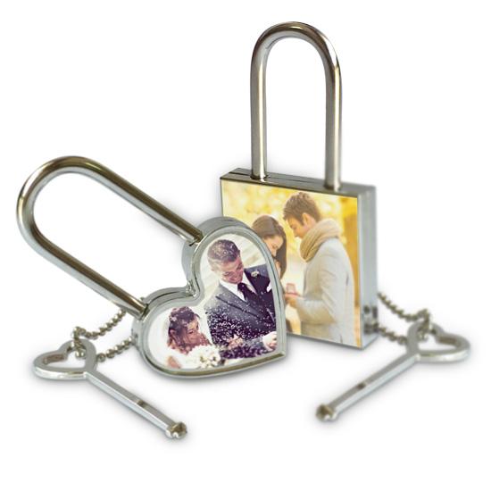 Lucchetto Love 10,00 € - Regala la chiave per aprire il tuo cuore