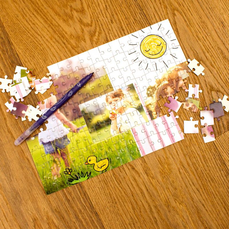 Foto Puzzle 19,00 € - Le tue fotografie più belle ricostruiscono i tuoi ricordi e le tue emozioni pezzo dopo pezzo, proprio come un puzzle