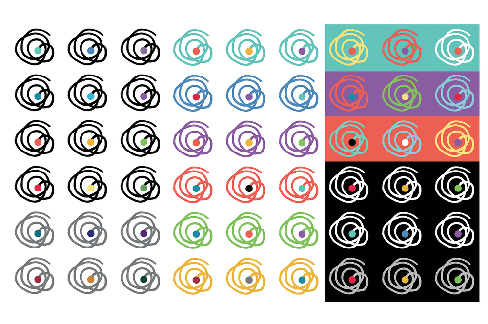 TOR LOGO COLOR VARIATIONS