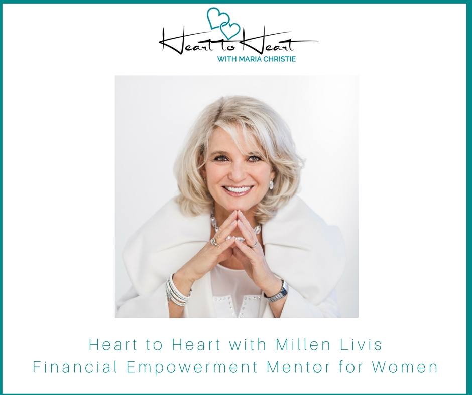 Millen Livis - In this Heart to Heart, I had the pleasure of talking with Millen Livis the Founder of Dare to Change Life (www.daretochangelife.com)about our Relationship with Money, and how to become Financially Independent, as a Single Woman, how to maintain it in a Relationship and so much more.