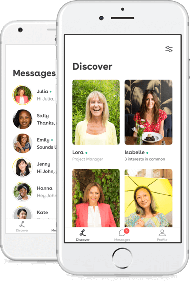 About Lumen - Lumen is a dating app, specifically designed for over 50s to meet genuine like-minded singles.With a focus on the interests that matter to you, we want to encourage quality conversations and connections.