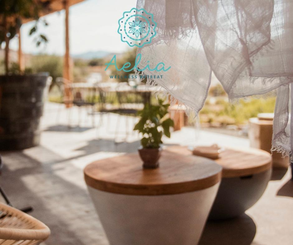 Our Retreat Venue - Aelia Wellness Retreat HotelAvenue Tseri- - Analiontas, NicosiaSaturday 27th October, 201810am-6pm