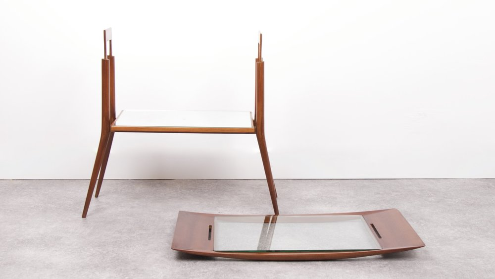 CARLO ENRICO RAVA TRAY TABLE 8