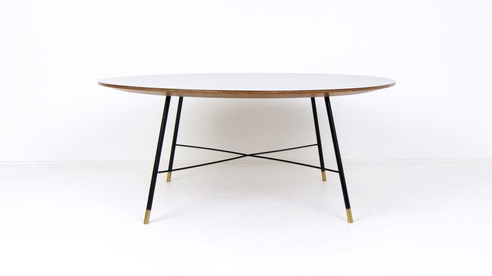 ICO PARISI - COFFEE TABLE - CASSINA - CIRCA 1950
