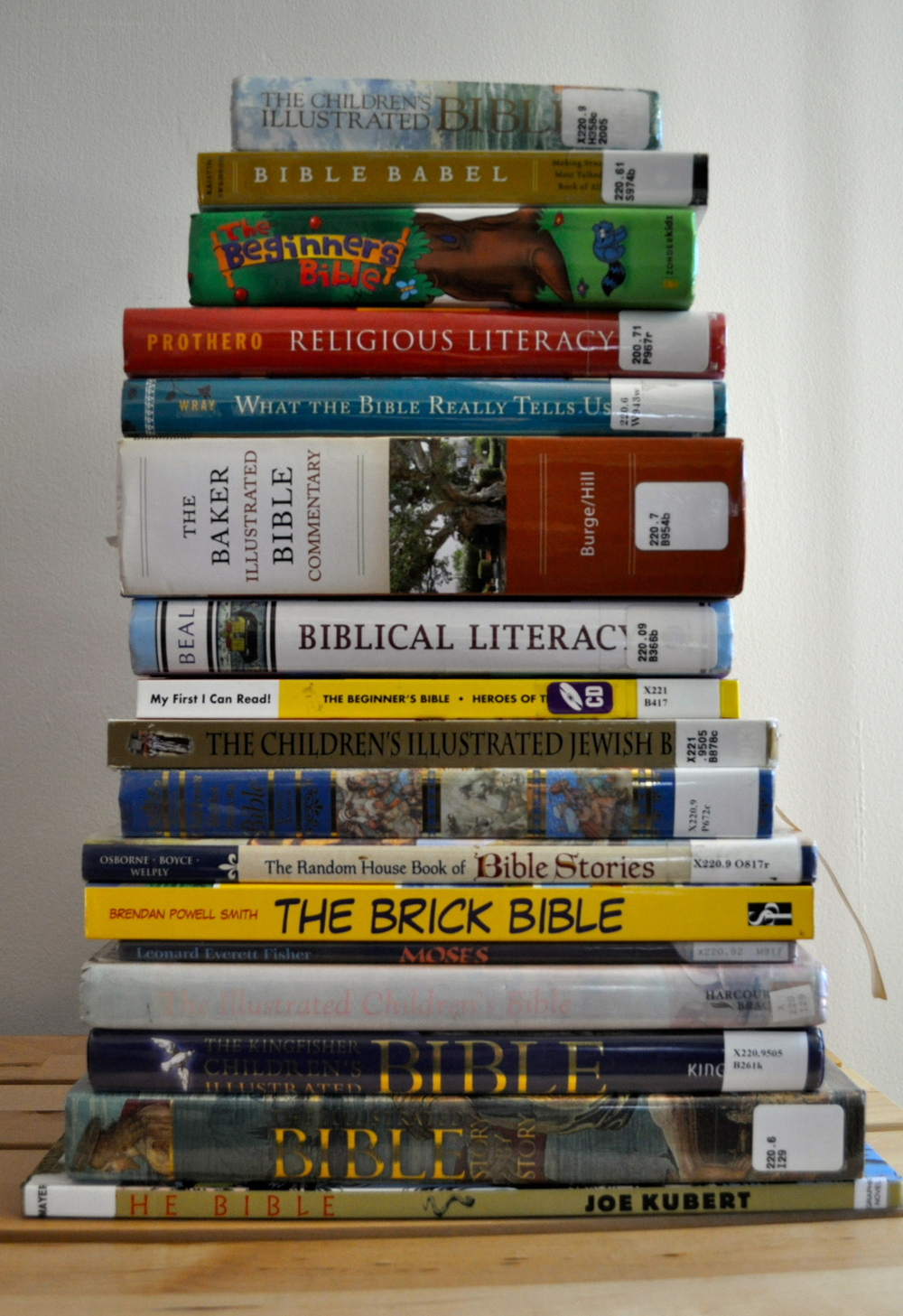 Tower of Bible
