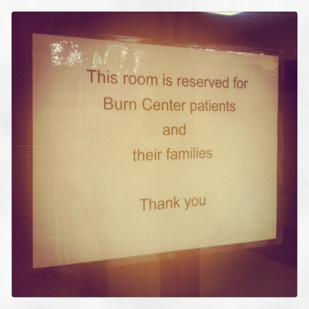 Burn Center