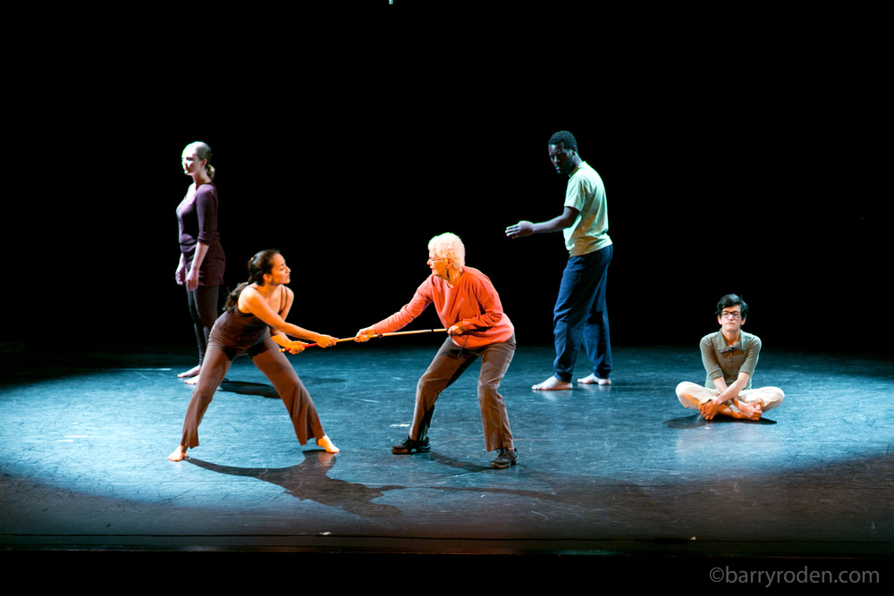 Picasso PRO's Talking Movement Dance Performance, November 2012, Al Green Theatre, Toronto