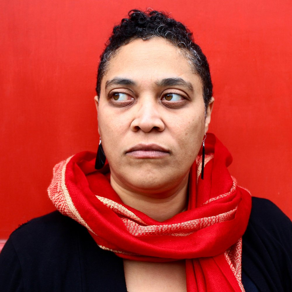 Donna-Michelle St. Bernard  aka Belladonna the Blest is an emcee, playwright and agitator. Recent works for the stage include  Cake  (New Harlem Productions),  The Only Good Indian  (Pandemic Theatre) and  Sound of the Beast  (Theatre Passe Muraille). DM endeavours to develop a thoughtful, just and joyful practice. Upcoming:  Forbidden  with composer Afarin Mansouri (Tapestry Opera).