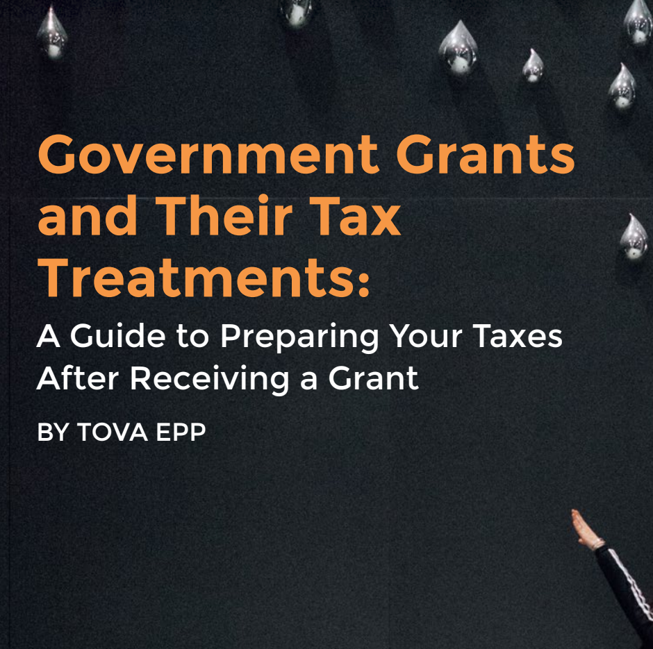 A Guide to Preparing Your Taxes After Receiving a Grant
