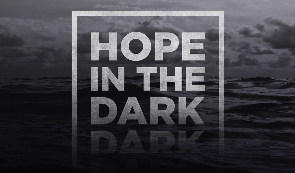 Hope in the Dark   Can God be good when life is not? When life hits hard, it plunges us into a sea of questions we hoped we'd never have to ask. But when you feel broken, abandoned, and struggling to find answers, there's a beacon in the storm. This series will show you how we can cling to God even when your circumstances are overwhelming because He will carry you through the storm.   Where Are You God? - Feb 17