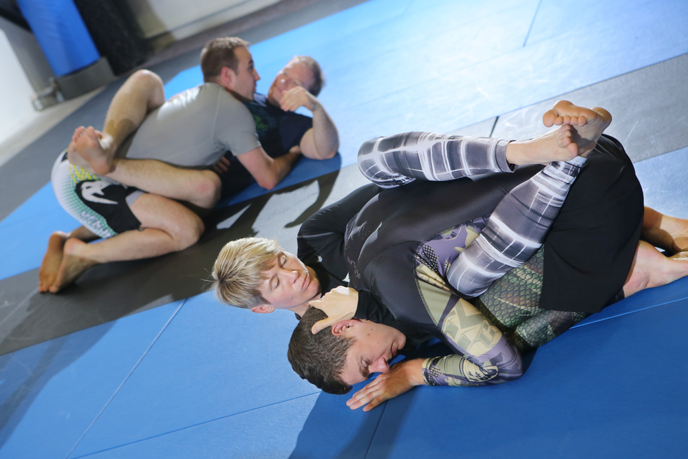 NEW NO GI CLASS ADDED!