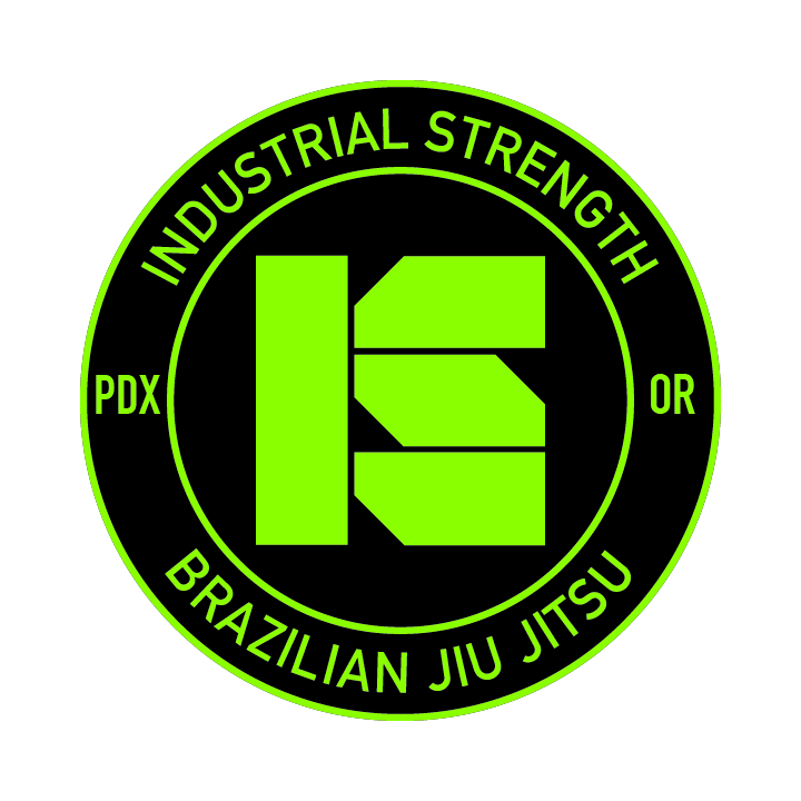 Industrial Strength Brazilian Jiu Jitsu